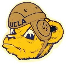 UCLA University California -Bruins 1950's Vintage-Looking  Sticker College Decal