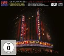 Live at Radio City Music Hall by Joe Bonamassa (CD, Oct-2015, 2 Discs, Provogue)
