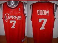 Los Angeles Clippers 7 ODOM XXL NIKE Shirt Jersey Vest Basketball NBA Vintage LA