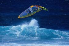 568019 bucleo Hookipa Maui Marca Angulo A4 Foto Impresión