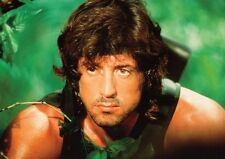 Rambo Sylvester Stallone Awesome Jungle POSTER
