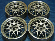 "JDM Honda OEM 16"" BBS RG-II Factory Alloy Wheels Prelude Accord RSX Civic"