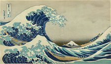 Playmat Tappetino MAGIC The Great Wave Kanagawa - La Grande Onda - YuGiOh - FOW