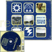 """JOVANOTTI LORENZO 1999 """"STELLA COMETA"""" CDsingolo FUORI CATALOGO - SIGILLATO"""