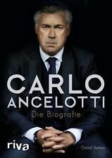 Carlo Ancelotti von Detlef Vetten (2016, Taschenbuch)