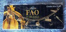 FAO Schwarz Charm Bracelet Forum Shops Caesars Palace Las Vegas