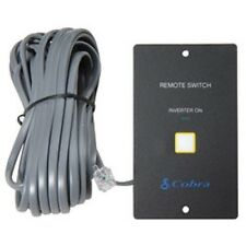 Cobra - Power Inverter Remote On/Off Switch - CPI1575/CPI2575/RPPD1000/RPPD1500/