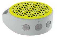 Logitech X50 Wireless Bluetooth Speaker (Yellow) With Elegant Design