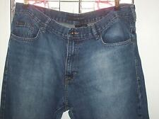 Calvin Klein Bootcut Blue Mens Jeans Size W38 x IL31 x Length 41  USED VGC