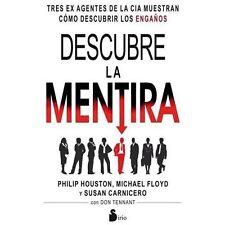 Descubre la mentira Spanish Edition
