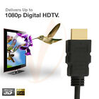 Top 1.8M 6FT Gold HDMI 1.4 Cable Blu-Ray 3D HD TV DVD PS3 XBOX LCD HDTV 1080P
