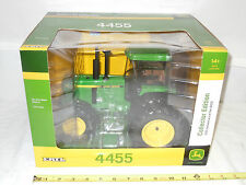 John Deere 4455 With MFWD & Duals  25th Anniversary Collector Edition  By Ertl