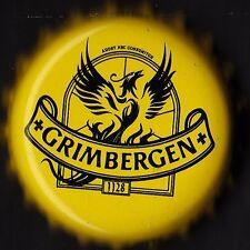 GRIMBERGEN BLONDE 2016 (BELGIUM) - KRONKORKEN / BOTTLE CAP / CROWN CAP