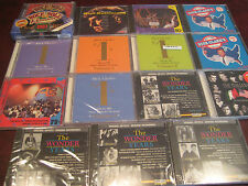 DICK CLARK WONDER YEARS 18 Sealed CD Set Original Artists + Case 100'S OF HITS