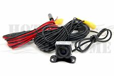 """1/4"""" Cmos 12V 170 degree Rear View Camera With Guide Lines Night Vision"""