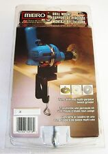MIBRO MOUNT TURNS DRILL INTO BENCH TOP GRINDER POLISHER SANDER 749181