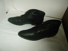 9 &  Co, Vintage Granny Grunge Boots Size 9 M Women Used