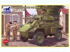 Bronco 1/35 Humber Armored Car Mk.IV #35081
