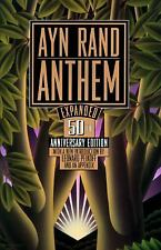 Anthem: 50th Anniversary Edition-ExLibrary