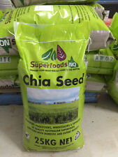 Australian chia seed for equines horses cats dogs 25kg bulk healthy supplement