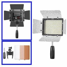 Yongnuo YN160 Video Luz Lámpara LED 3200K-5500K III para Canon Nikon Cam Cámara UK