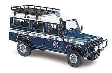 """Busch 1/87: 50386 Land Rover Defender """"Bergrettung Tschechien"""""""