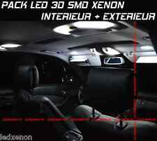 KIT 20 AMPOULE LED SMD XENON PORSCHE 911 CARRERA 997-1 2004-2008 PACK TUNING