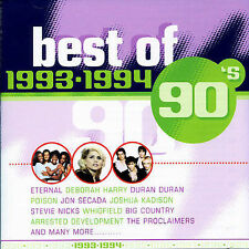 THE BEST OF 1993 1994 new 2 CD set BIG COUNTRY DURAN DURAN POISON GO WEST LULU