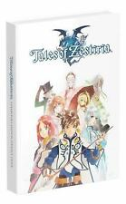 TALES OF ZESTIRIA STRATEGY GUIDE (9780744016468) -  (HARDCOVER) NEW -BOOK51O