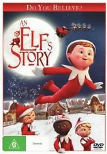 AN ELF'S STORY: [The Elf On The Shelf] DVD NEW RELEASE CHRISTMAS MOVIE Region 4