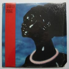 African Image Gramavision Afro Beat LP 1984 in Shrink