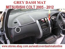 DASH MAT, DASHMAT, FIT  MITSUBISHI COLT 2005-2012,   GREY