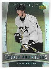 06/07 Upper Deck Trilogy #149 Evgeni Malkin RC #638/999  PENGUINS