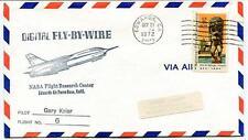 1972 F-8 Digital Fly-by Wire - Gary Krier - Flight Research Center Edwards NASA