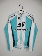 "Pactimo Bike Cycle Long Sleeve Full Zip Jersey - Size XS (34"" chest)"