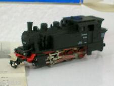 Berliner TT pasadas, máquina de vapor pista TT, embalaje original, guía, 1:120,br92