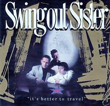 "SWING OUT SISTER : ""ITS BETTER TO TRAVEL"" / CD (MERCURY/PHONOGRAM 1986/87)"
