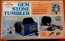 Skilcraft Gem Stone Jewelry Electric Tumbler, Grinding Wheel Polish Rocks Supply