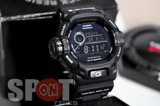 Casio G-Shock Tough Solar Riseman Men's Watch G-9200BW-1