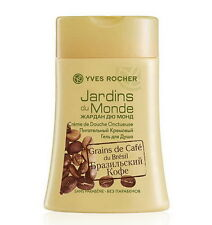 Shower Gel BRAZILIAN COFFEE BEANS Yves Rocher 200ml