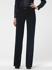 NWT Sexy  CACHE Stretch Black Pants EVENING -OFFICE   LONG     0  XS