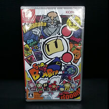 Super Bomberman R (English/Japanese/Chinese) (NINTENDO SWITCH) REGION FREE