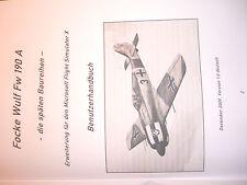 Trimmspindelmotor FW190 ,für Sammler, sehr guter Zustand