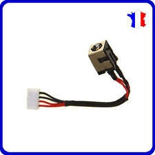 Connecteur alimentation ASUS  X70IC   Cable Socket wire Dc power jack conector