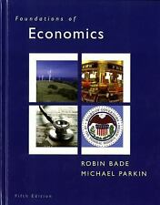 Foundations of Economics by Robin Bade