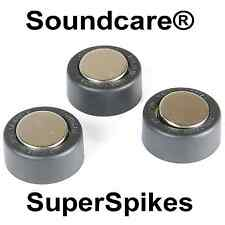 SOUNDCARE PLUTO SUPERSPIKES NEW SPIKE SPEAKER SPIKES