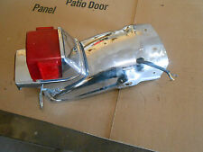 Yamaha XV920RH  XV920 XV 920 Virago 1981 rear fender mud guard taillight
