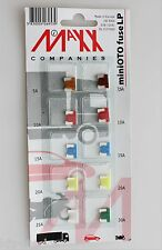 10 MiniLP 5-30A Sicherung Stecksicherung Flachsicherung Kfz Auto oto Mini lp PKW