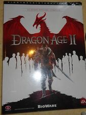 Guide officiel Dragon Age 2 en français NEUF sous blister playstation