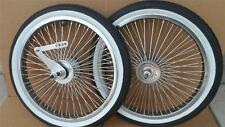 "16"" Lowrider Bicycle Dayton Wheels 72spoke BMX Schwinn w/ Tires & Tubes 16x1.75"